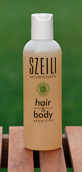 hair and body sensitive